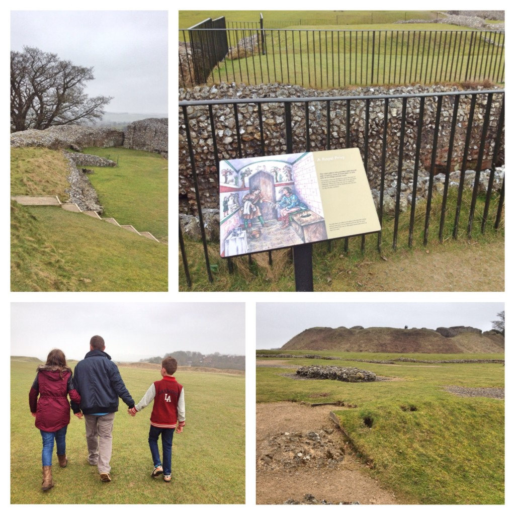 Old Sarum views, Salisbury
