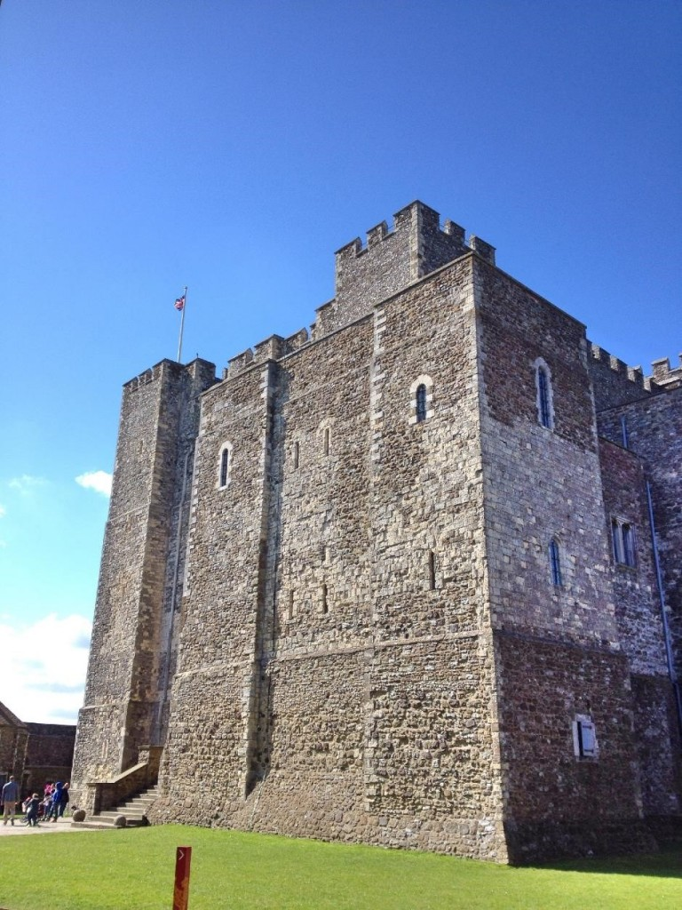 Discovering Dover Castle Kent A Family Day Out
