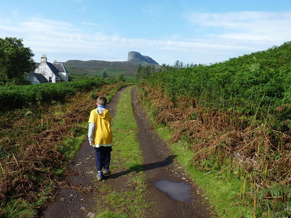 An Sgurr, Isle of Eigg