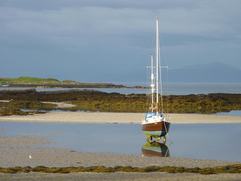 Galmisdale, Isle of Eigg
