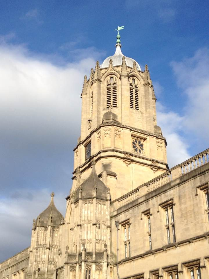 Tom Tower, Christ Church