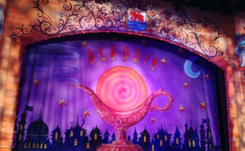 Review: Aladdin panto at the Oxford Playhouse