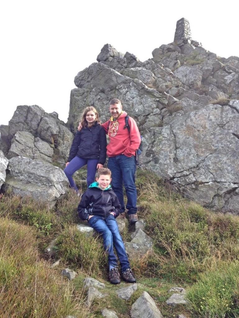 Manstone Rock, Stiperstones