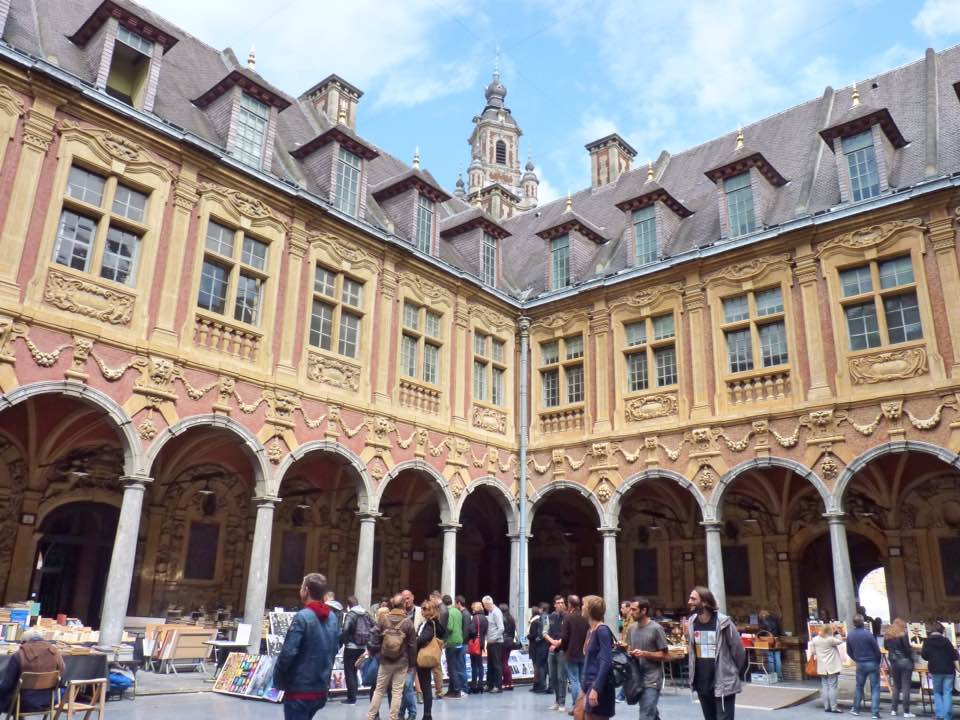 Old Stock Exchange, Lille