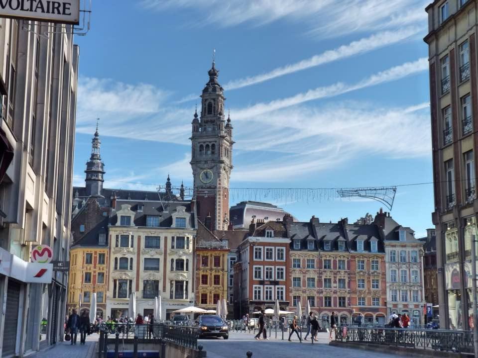 Place du General De Gaulle, Lille