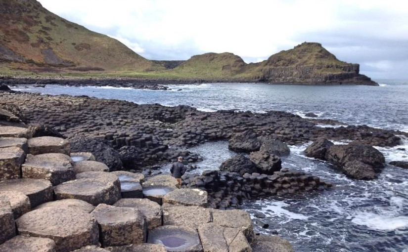 A family road trip exploring County Antrim
