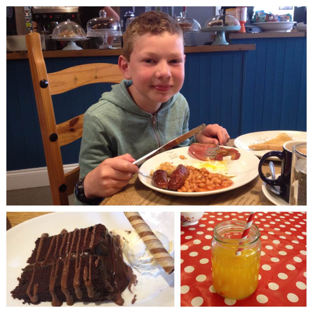 Eating our way along the Lambourn Valley Way