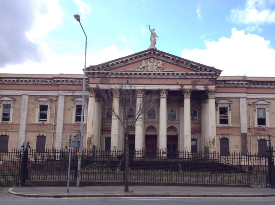 Crumlin Road courthouse, Belfast