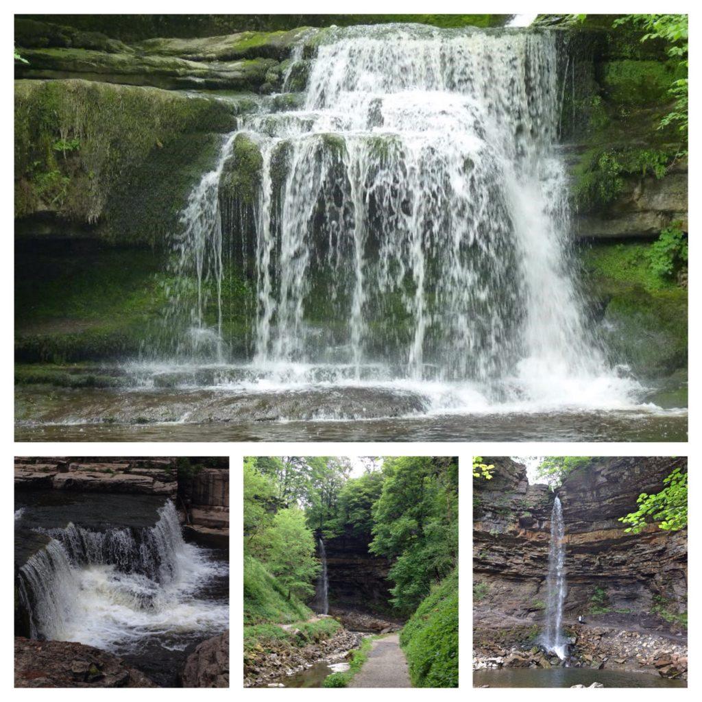Wensleydale waterfalls
