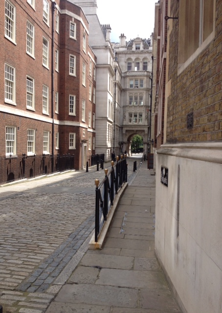 Middle Temple Lane, London