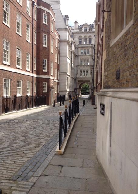 Middle Temple Lane, London
