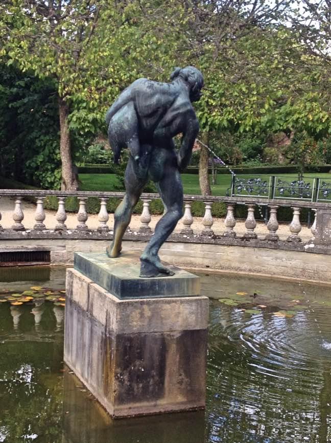 Fountain, Buscot Park