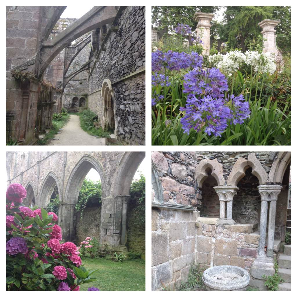 Abbaye de Beauport, near Paimpol, Brittany