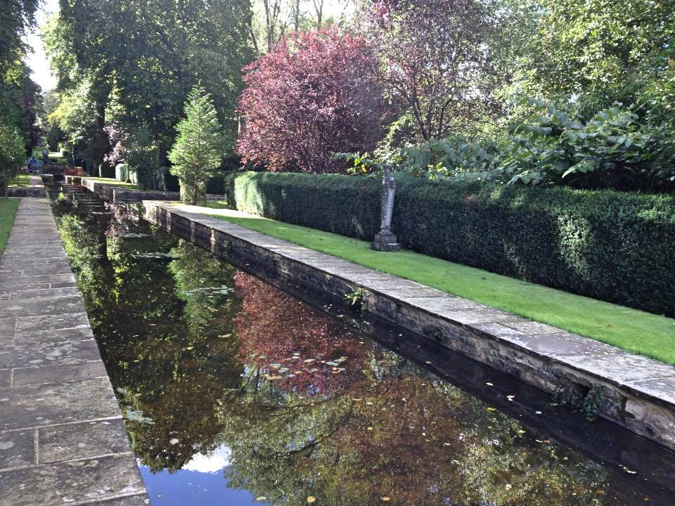 Peto water garden, Buscot Park