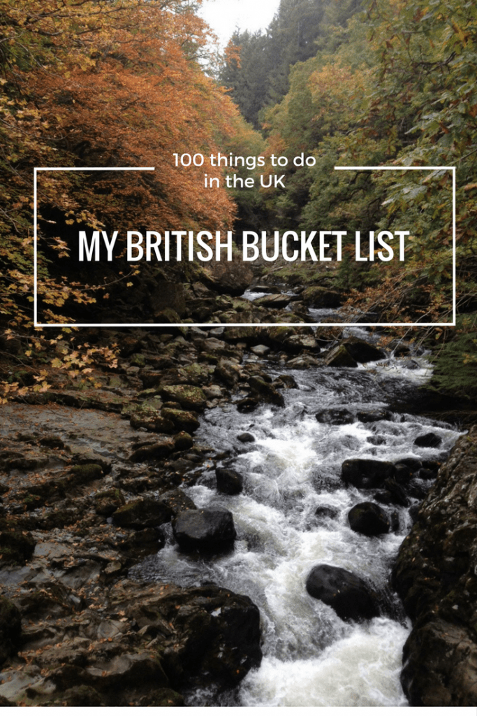 Bucket list pinterest