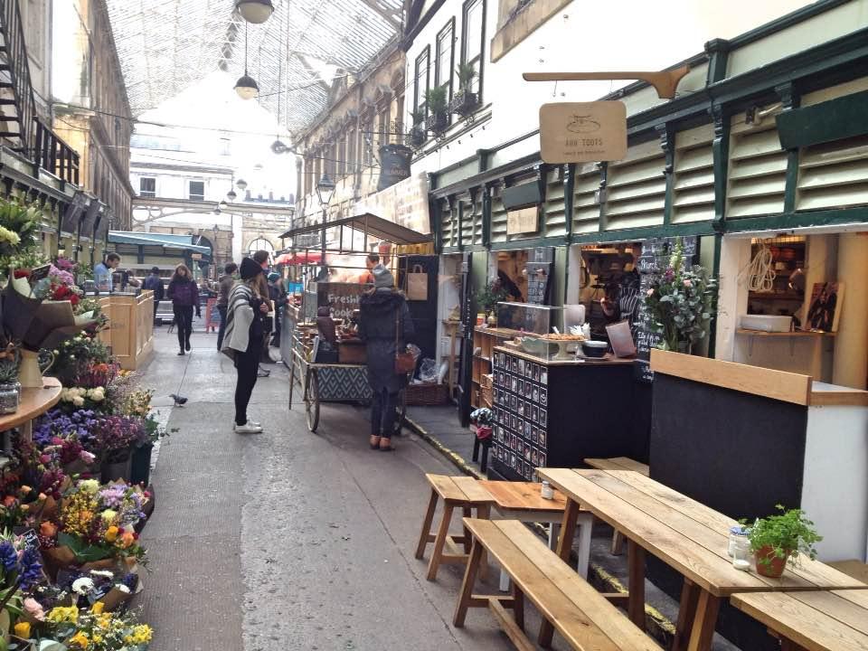 Saint Nicholas Market, Bristol