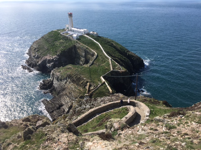 South Stack lighthouse, nr Holyhead