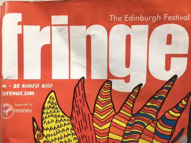 Top tips for visiting Edinburgh Festival Fringe with your family