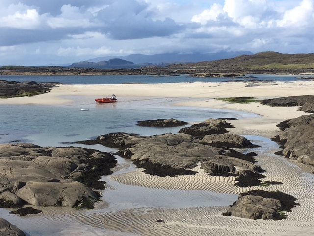 Our holiday explorations in and around Ardnamurchan, Lochaber