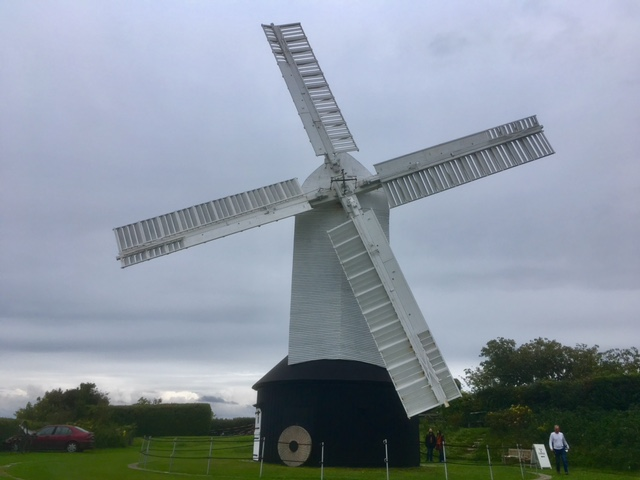 Jill windmill, near Clayton