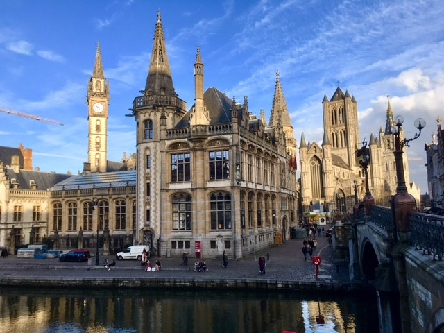 15 things to do with the family in Ghent, Belgium