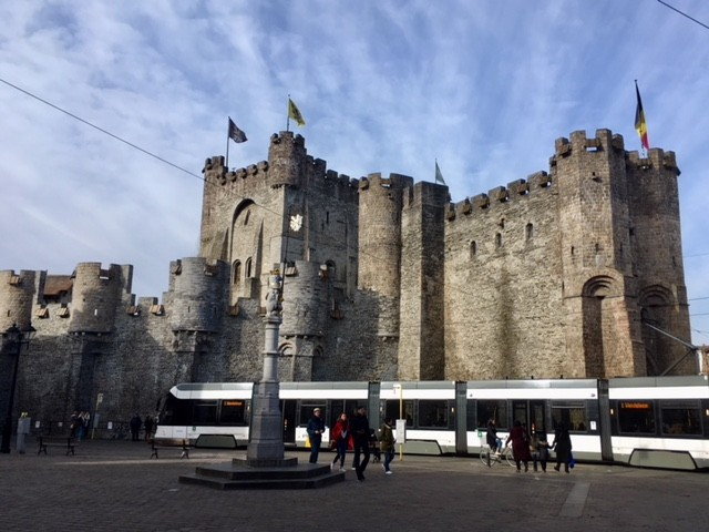 Gravensteen - Castle of the Counts