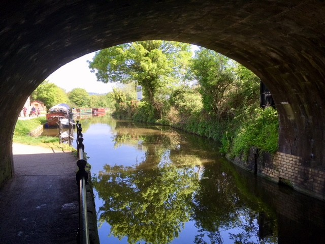 Tunnel near Bathwick, Kennet and Avon canal