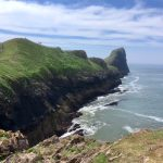 View from Inner Head, Worm's Head near Rhossili