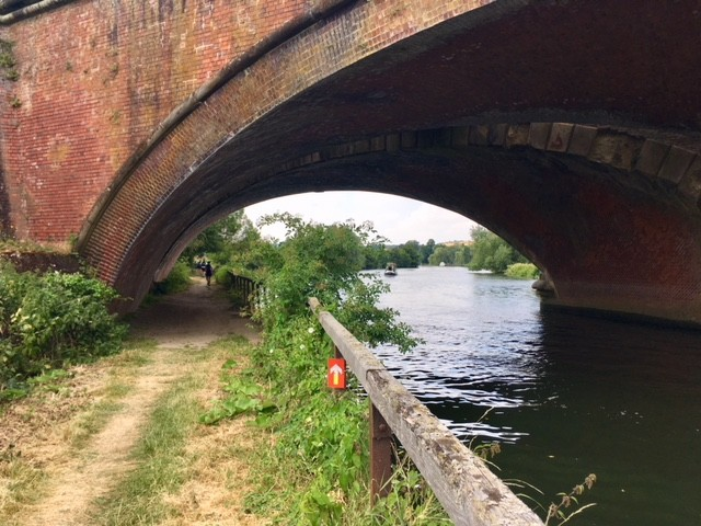 Beside the Thames, Race to the Stones