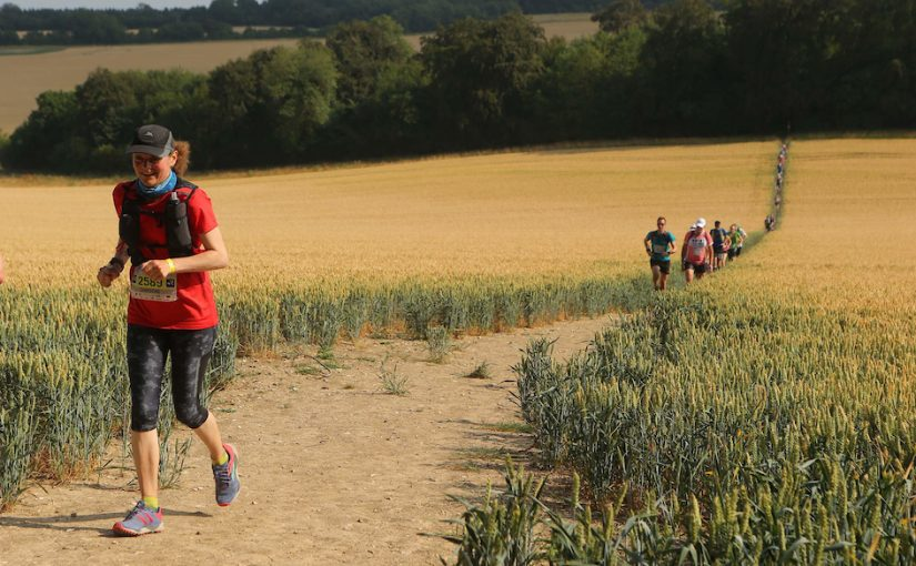 Race to the Stones – a 100km jog along the Ridgeway
