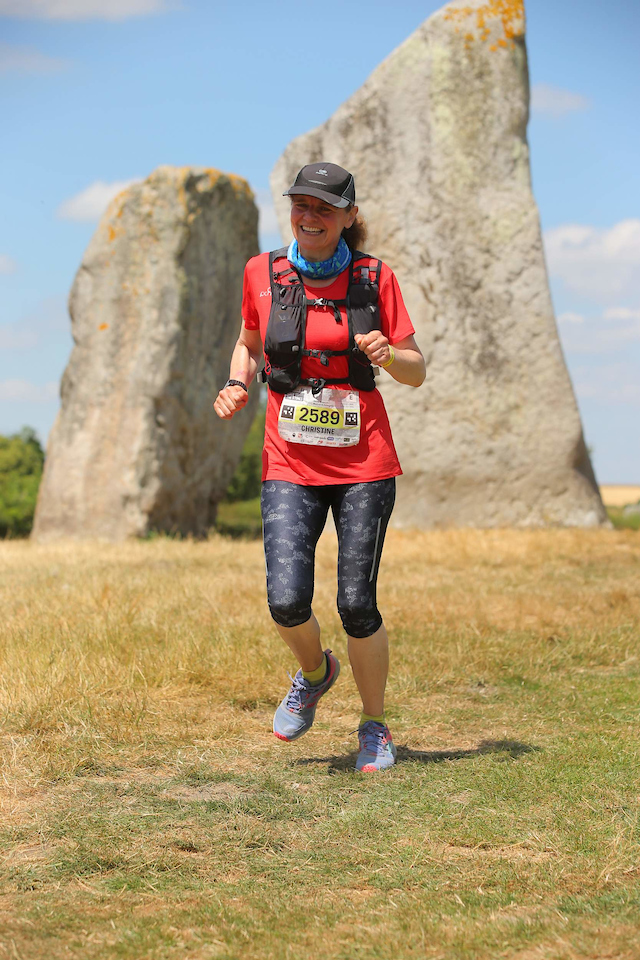 The end (almost) at Avebury Copyright: Sussex Sport Photography