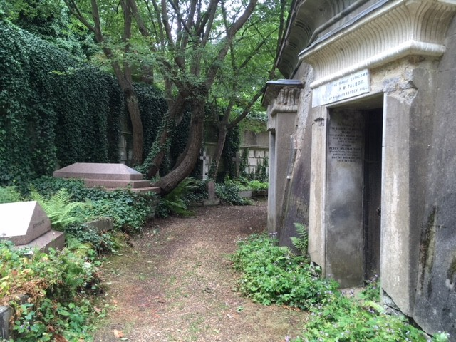 Circle of Lebanon, West Highgate cemetery