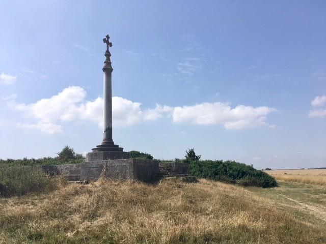 Lord Wantage monument, Ridgeway