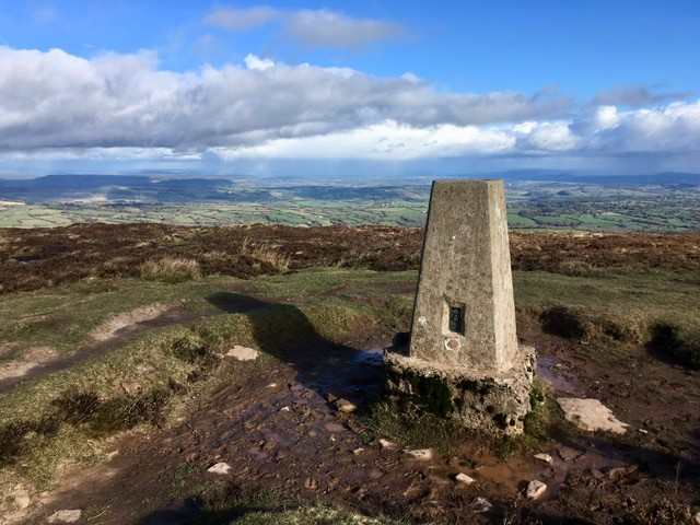Summit of Black Hill