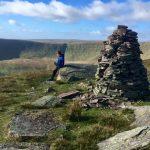 Gwalciau'r Cwm cairn