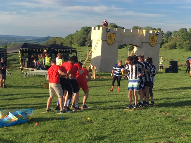 Championship of the Hill, Cotswold Olimpicks