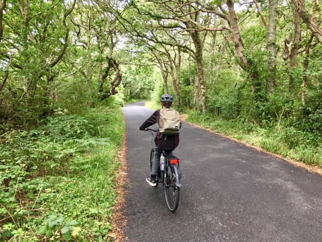 Round the island cycle trail, IOW