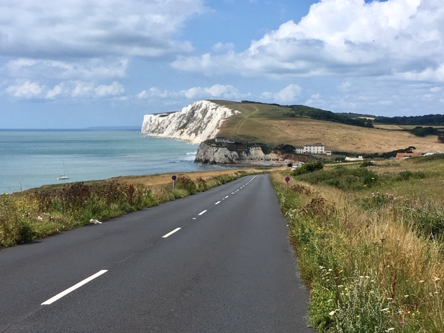 A cycle ride around the Isle of Wight