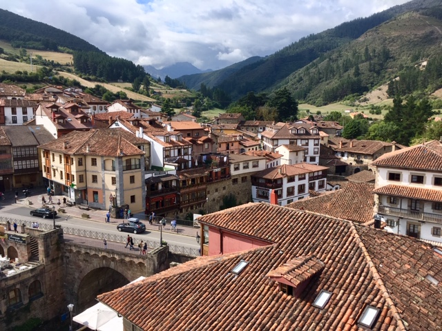 View from Torre del Infantado, Potes