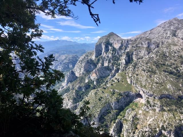 View from Mirador de Santa Catalina