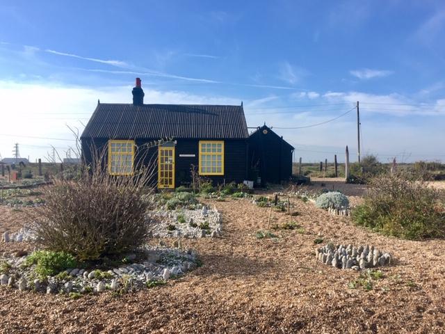 Derek Jarman's house, Dungeness