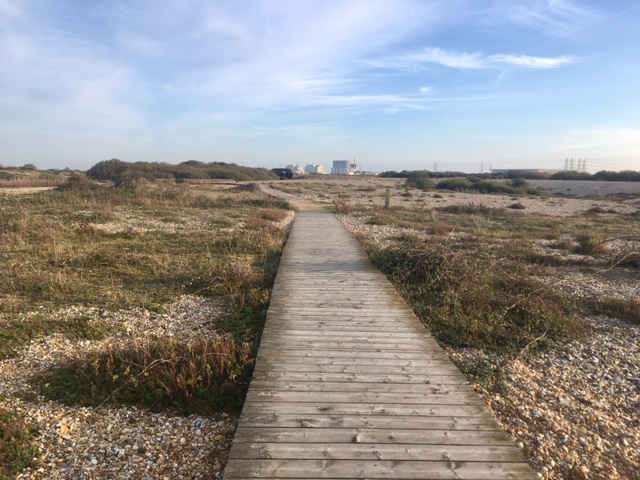 A day in and around Dungeness, Kent