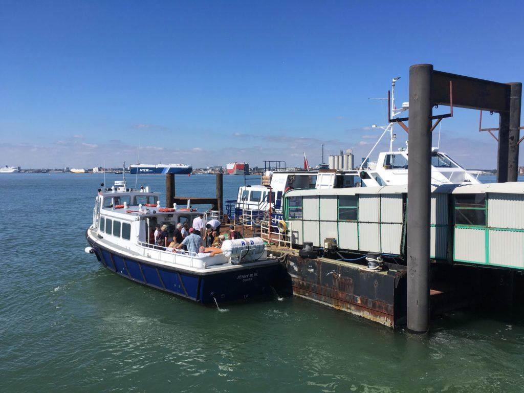 Southampton- Hythe ferry