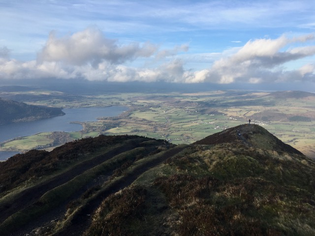 View from Ullock Pike