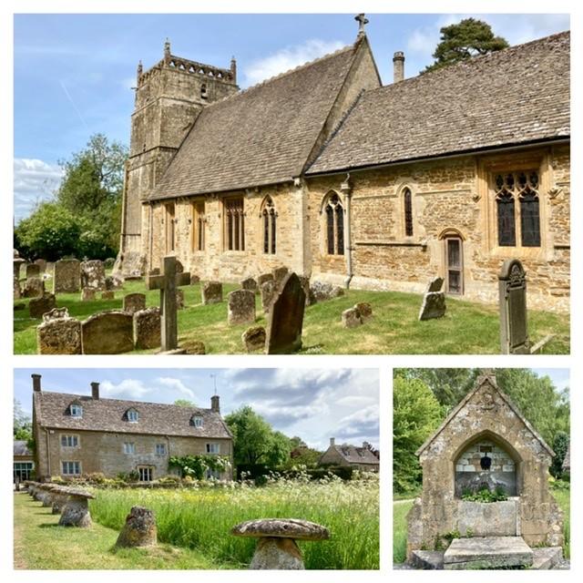 Wyck Rissington village