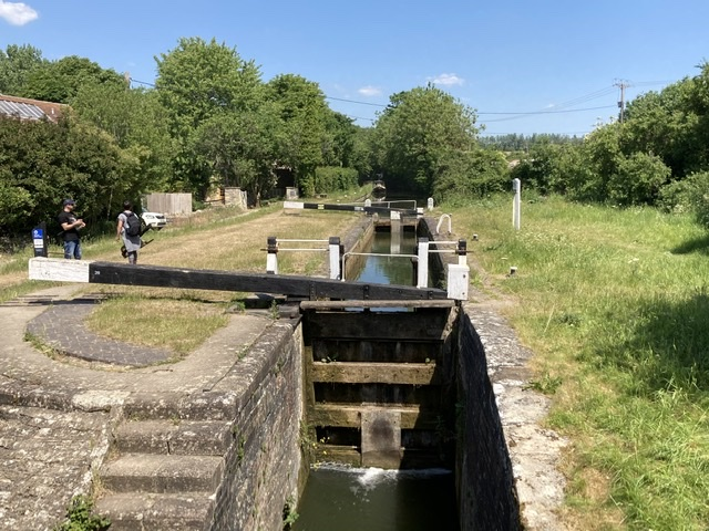 Oxford canal, Kirtlington