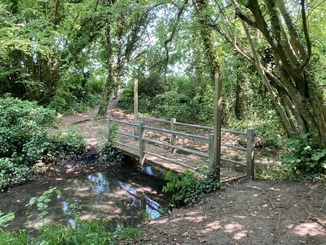Stream near Kirtlington