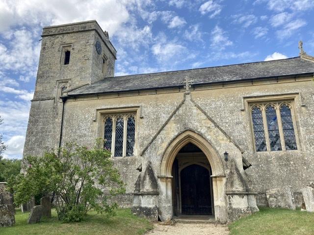St Leonard's Church, Waterstock