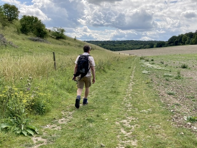 Path near Pishill