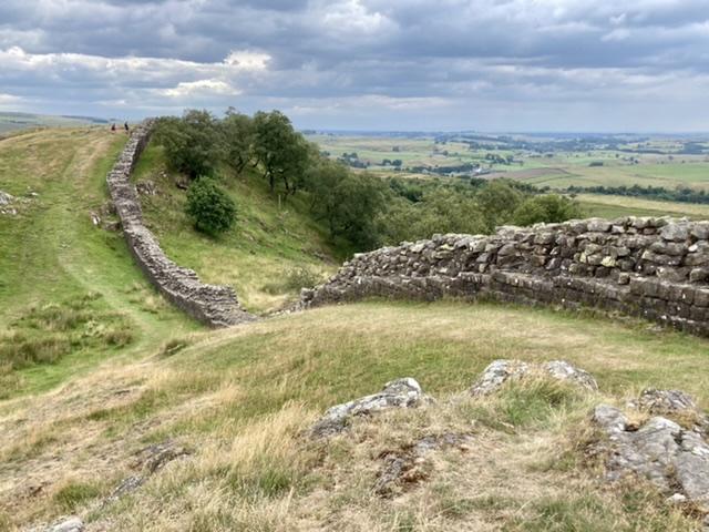 Hadrian's Wall, Walltown Crags